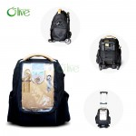 1-5L Olive Mini Portable Oxygen Concentrator for Home, Travel, Vehicles